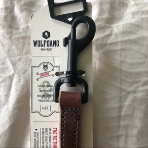 wolfgang Other - Wolfgang Horween Leather Leash 4ft
